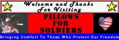 PillowsForSoldiers Logo