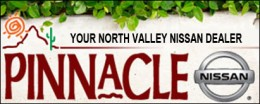 Pinnacle Nissan Logo