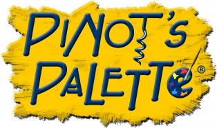 Pinot's Palette Little Rock Logo