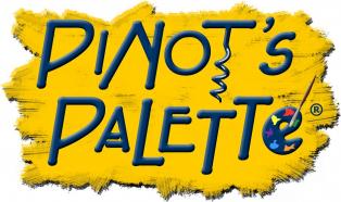Pinot's Palette Little Rock Logo