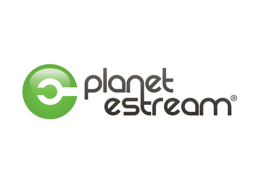 Planet eStream Logo