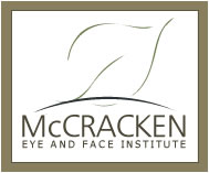 McCracken Face and Eye Institute Logo
