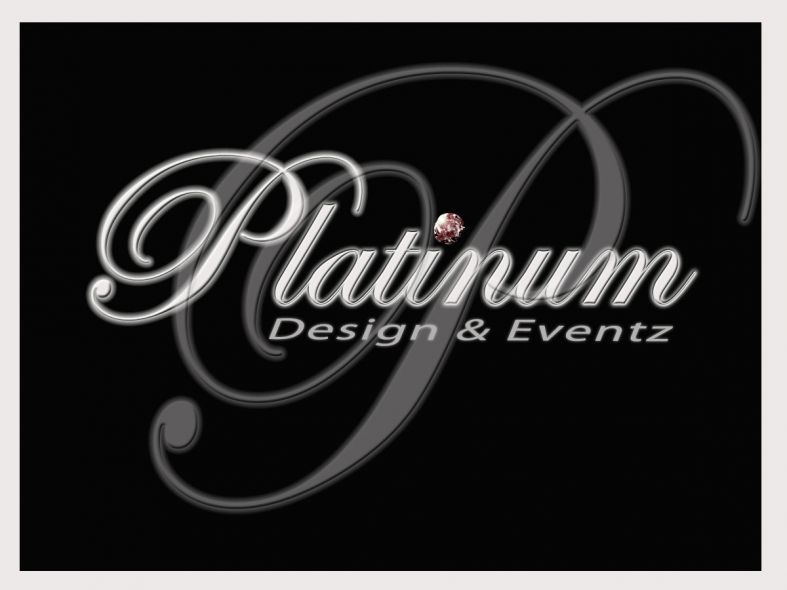 Platinum Design & Eventz Logo