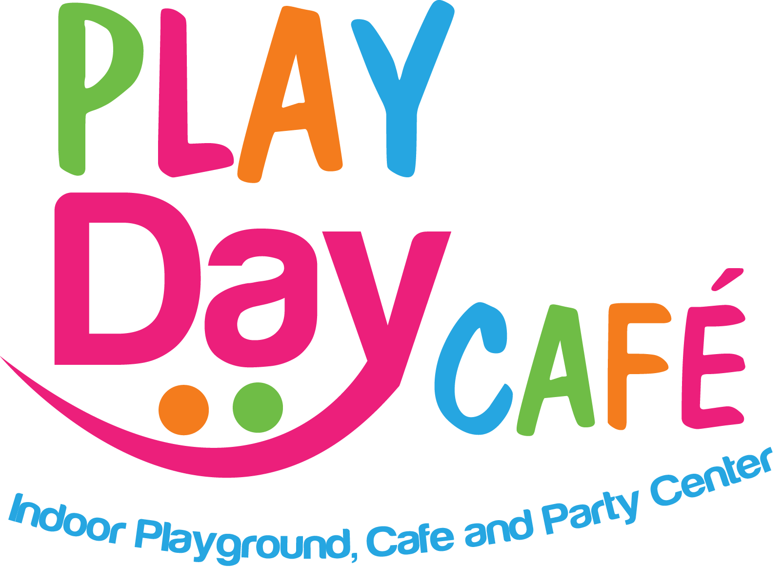 PlayDayCafe Logo