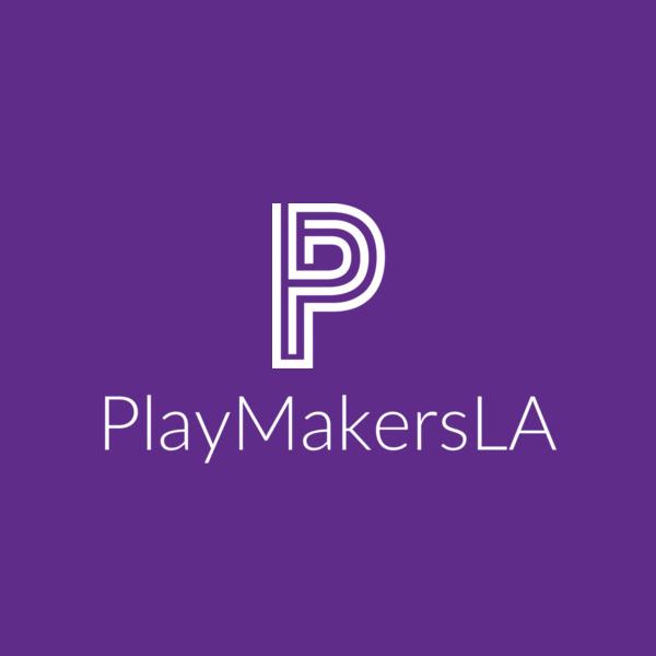 PlayMakersLA Logo