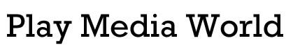 Play Media World Logo