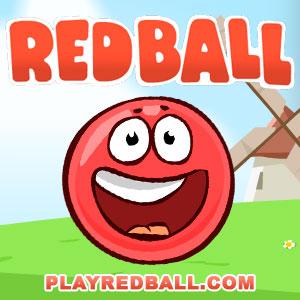 PlayRedBall Logo