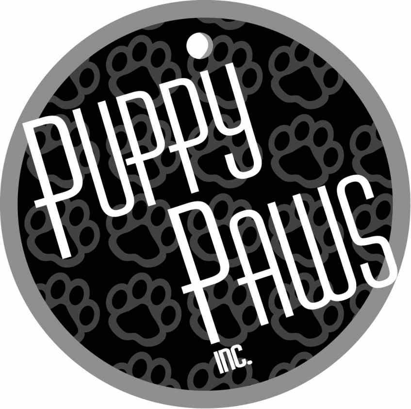 Puppy Paws Logo