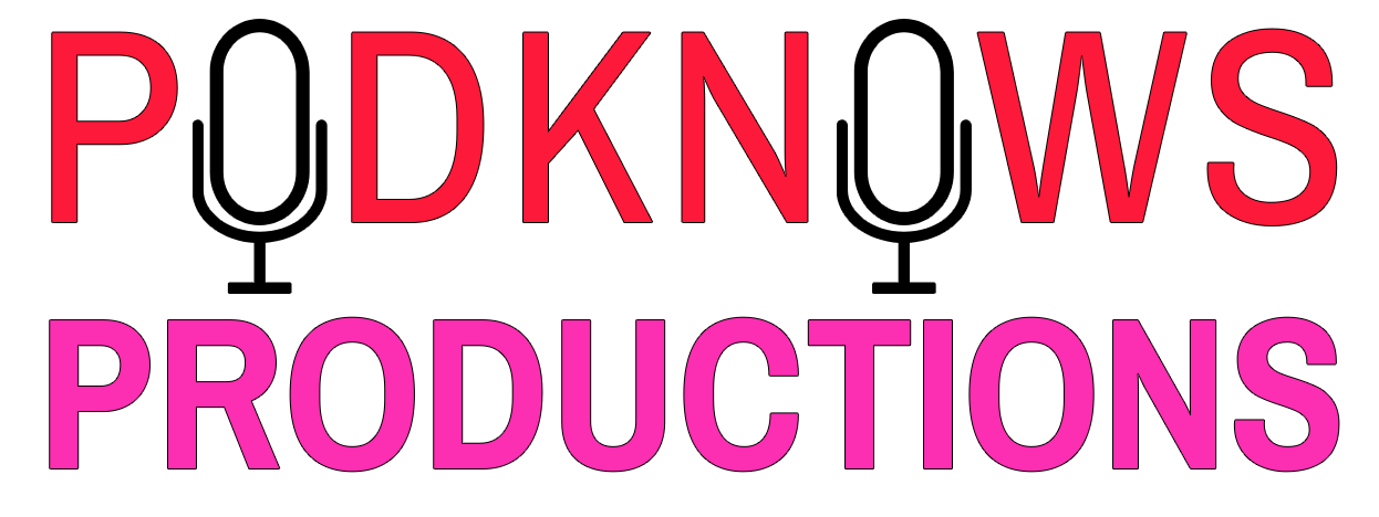 Podknows Productions Logo