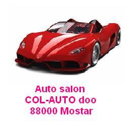 Auto salon COL-AUTO  Prodaja polovnih automob Logo