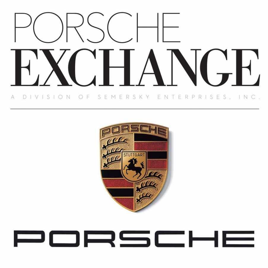 Porsche Exchange Logo