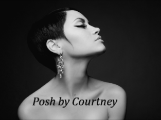 Posh by Courtney Logo