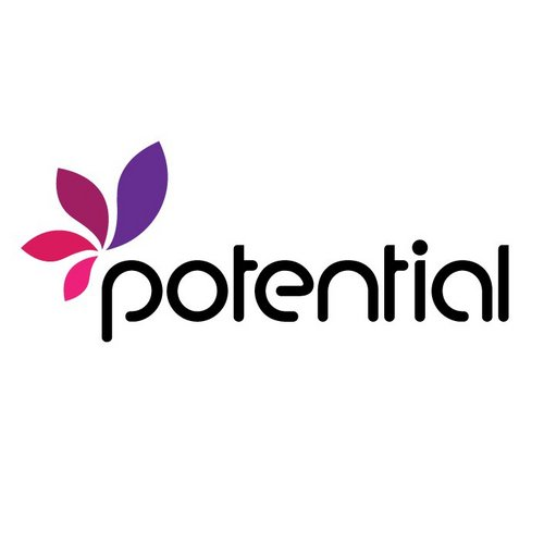 Potential.com Logo
