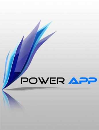 PowerAPP Logo
