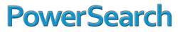PowerSearch Logo