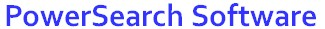 PowerSearch Software Logo