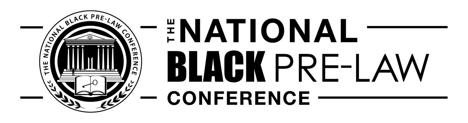 National Black Pre-Law Conference and Law Fair Logo