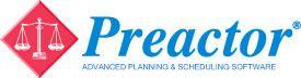 Preactor Logo
