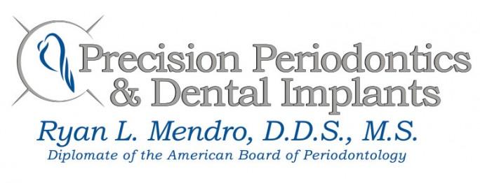 Precision Periodontics and Dental Implants Logo
