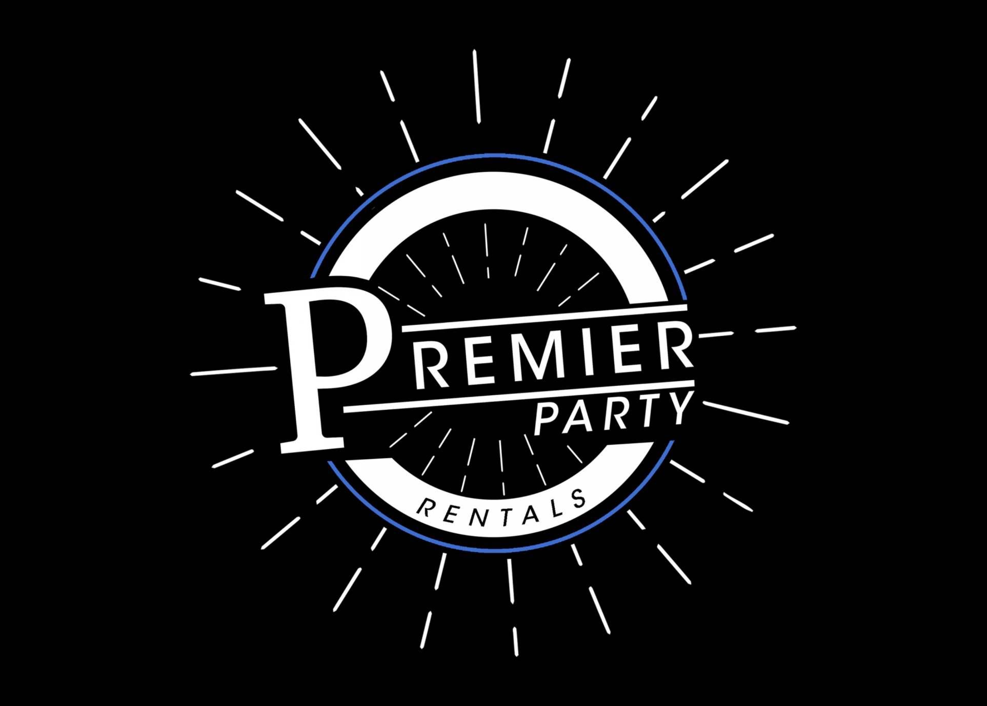 Premier Party Rentals Logo