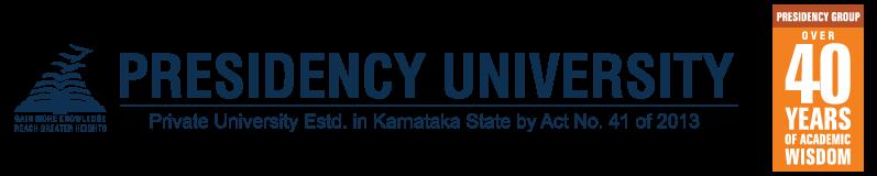 Presidency University Bangalore Logo