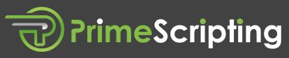 Prime Scripting Logo