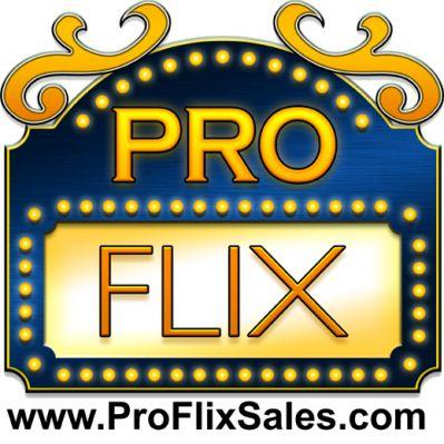 ProFlixSales.com Logo
