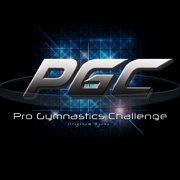 Pro Gymnastics Challenge Logo