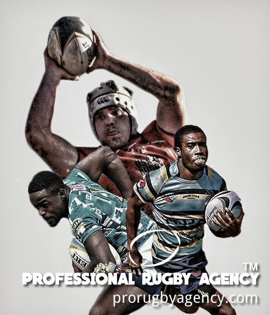 Professional Rugby Agency USA Logo
