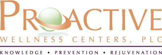Proactive Wellness Centers, PLC of McLean Virginia Logo