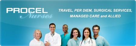 PROCEL Nurses Logo