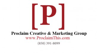 Proclaim Creative & Marketing Group Logo