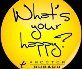 Proctor Subaru Tallahassee Logo