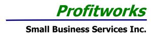 Profitworks Logo