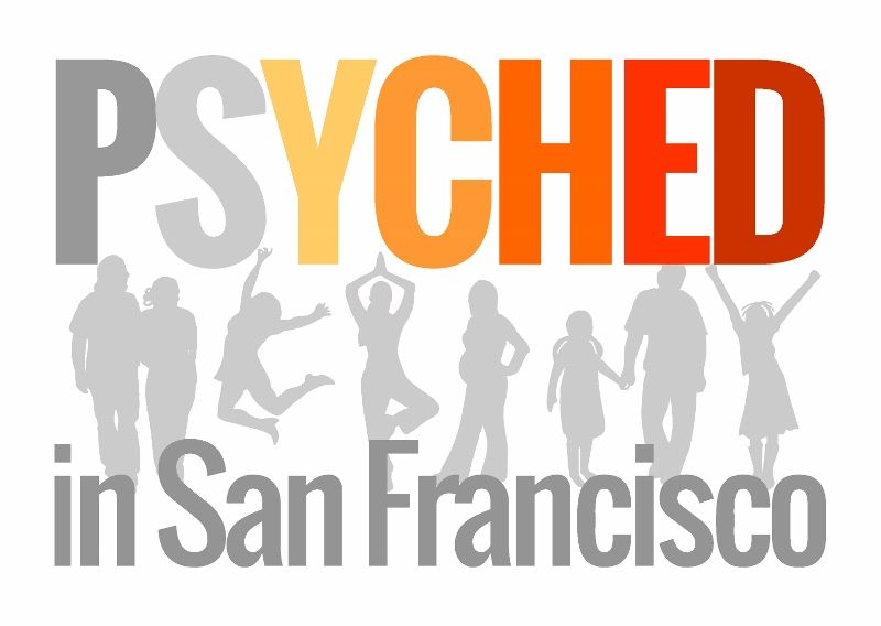 Psyched in San Francisco Logo
