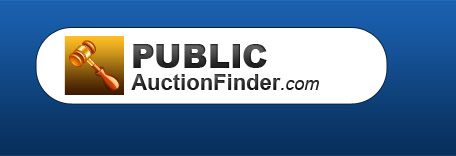 PublicAuctionFinder Logo