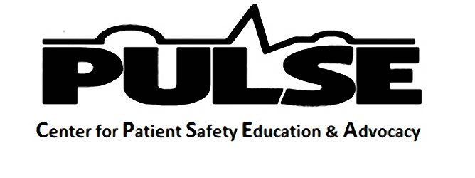 Pulse Center for Patient Safety Education & Advocacy Logo