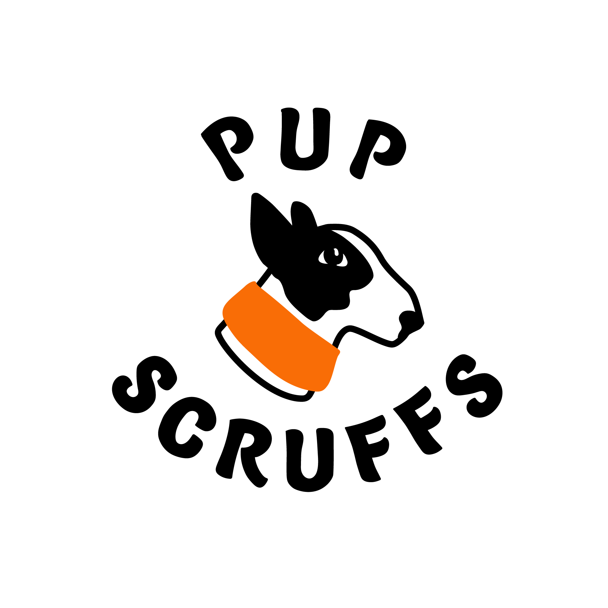 PupScruffs Logo