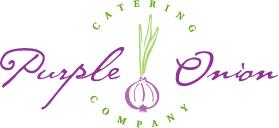 Purple Onion Catering Co. Logo