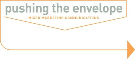Pushing the Envelope Logo