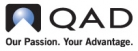 QAD Europe Limited Logo