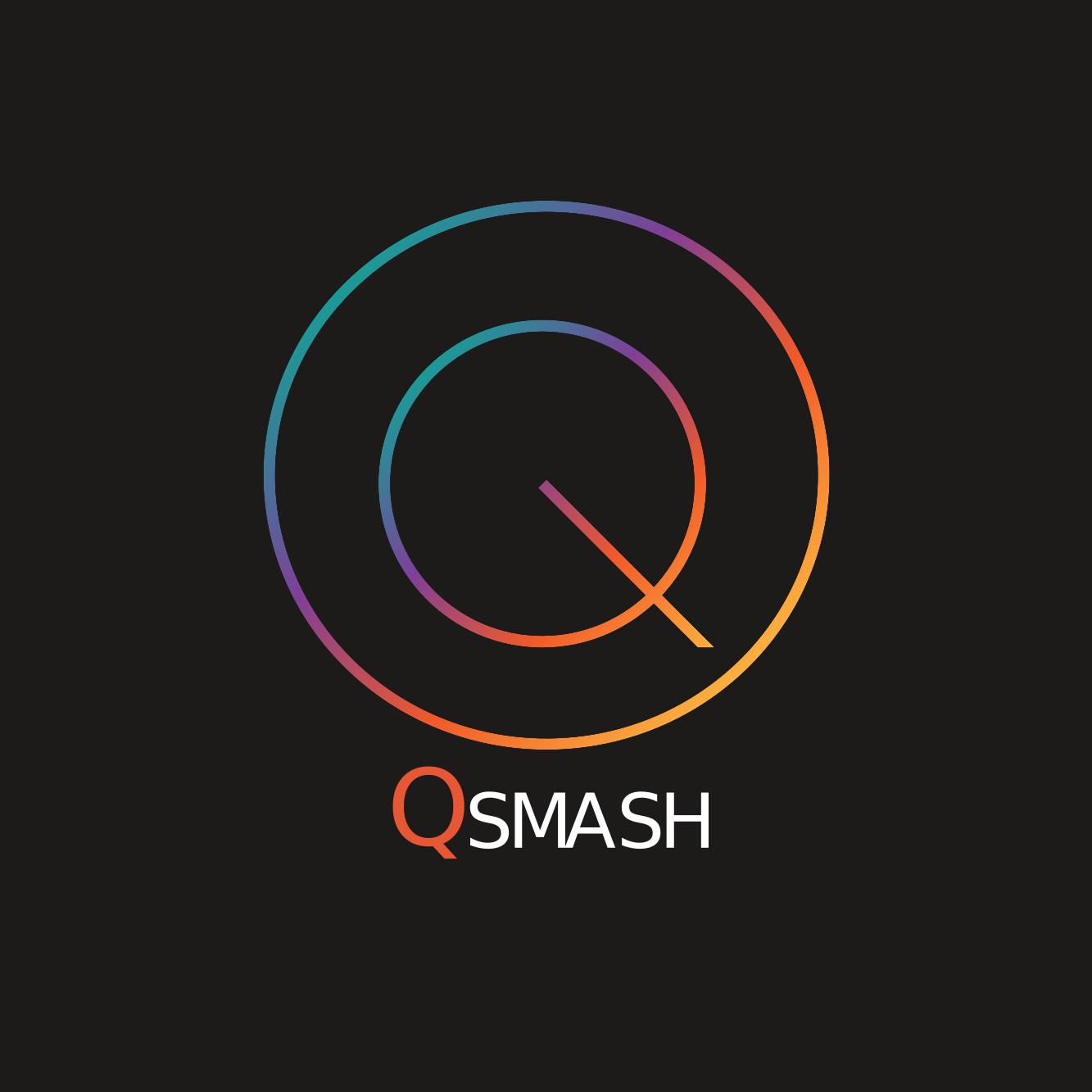 QSmashApp Logo