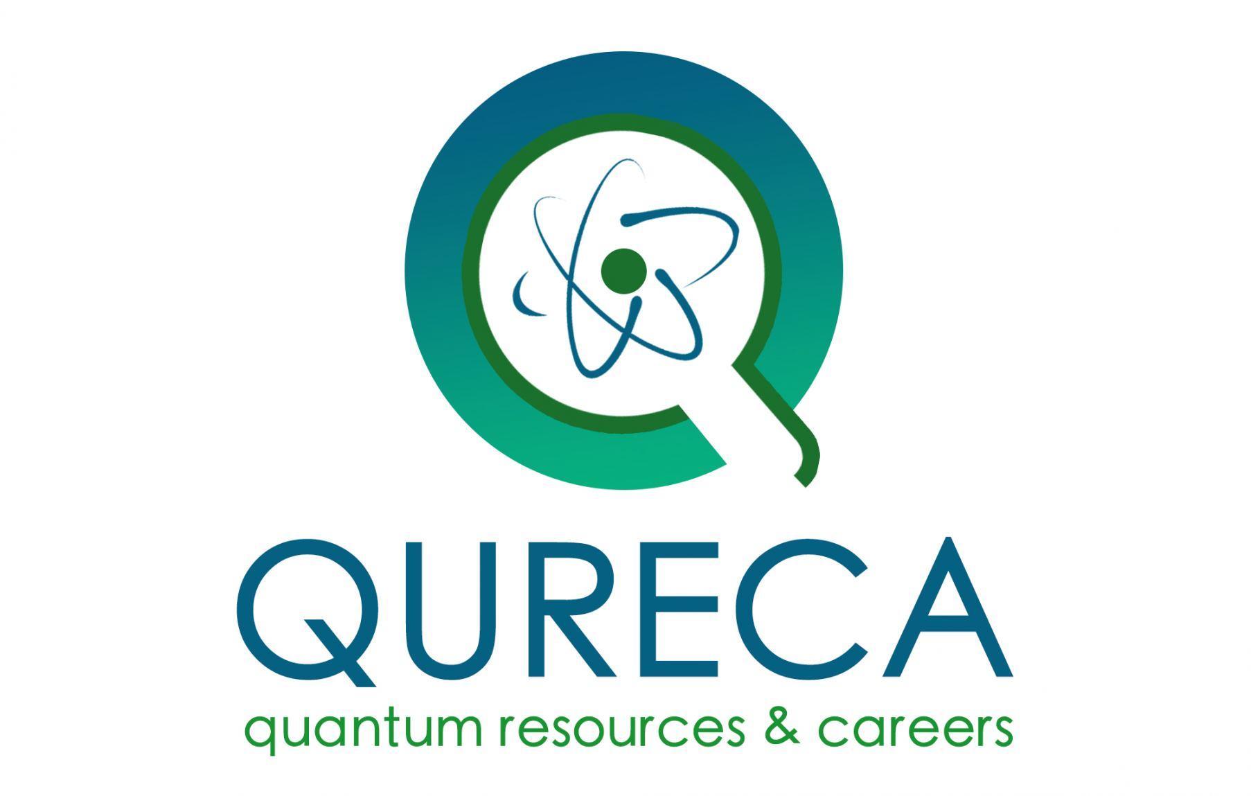QURECA (Quantum Resources & Careers) Logo