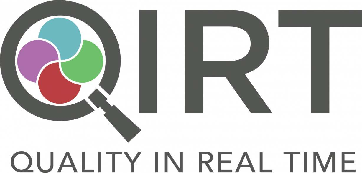 Quality In Real Time (QIRT) Logo