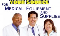 QuickMedical- Medical Equipment & Medical Supplies Logo
