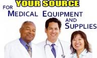 QuickMedical- Medical Equipment & Medical Supplies Logo