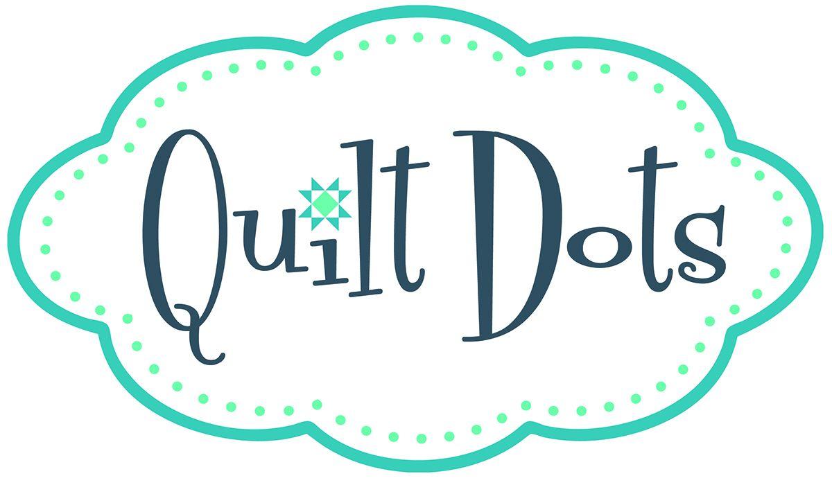 Quilt Dots Logo