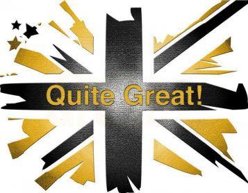 QuiteGreatMusicPR Logo