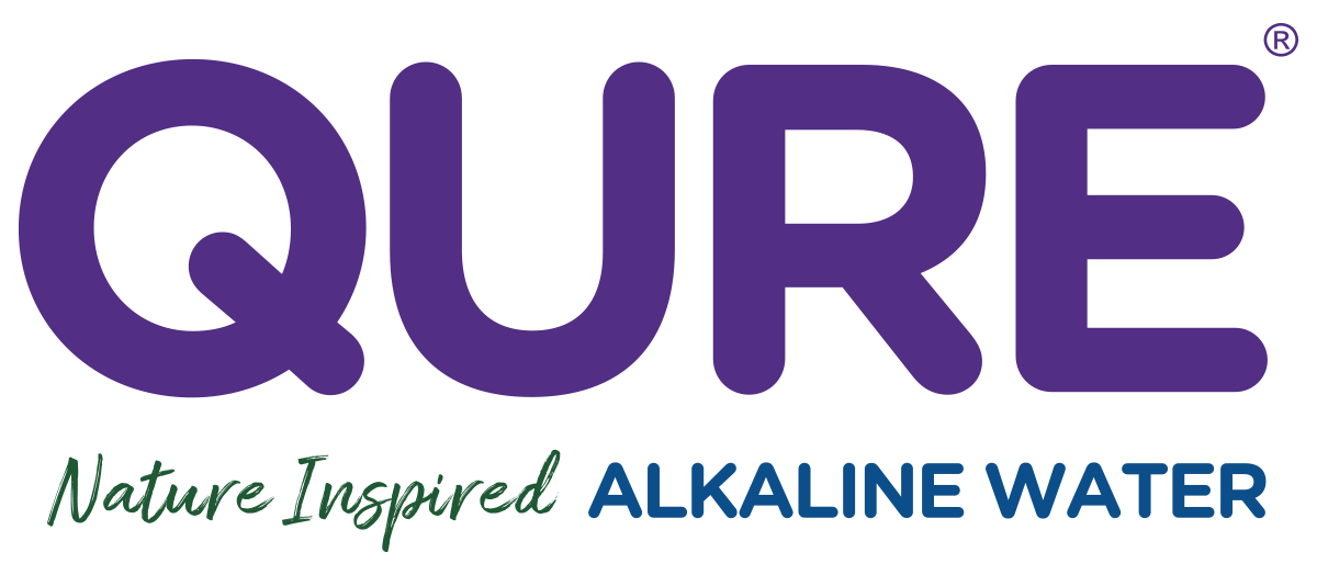 QURE Water Logo