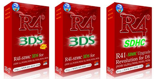 How to upgrade R4i sdhc 3DS RTS to work on 3DSV7 1 0-16